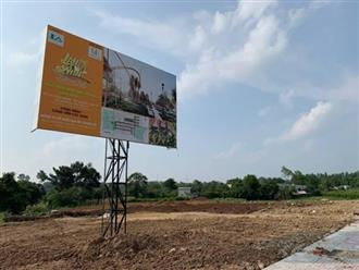 Bà Rịa - Vũng Tàu: Dự án KDC Lan Anh 7 được rao bán khi kết cấu hạ tầng chưa hoàn thiện