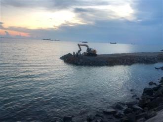 """Bà Rịa - Vũng Tàu """"mổ xẻ"""" sai phạm của dự án lấp biển làm thủy cung"""
