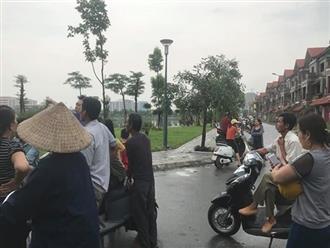 Bắc Ninh: Thi thể nam thanh niên dưới hồ điều hòa có nhiều vết đâm
