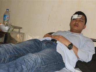 Hà Tĩnh: Bác sỹ và sinh viên thực tập bị người nhà bệnh nhân đánh trọng thương