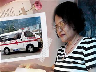 'Bán đất mua xe cứu thương chở miễn phí, người ta từng nói tôi lừa đảo'