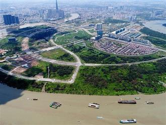 Bán đất trống, nhà tái định cư ế ở Thủ Thiêm, TPHCM sẽ thu gần 32.000 tỉ đồng