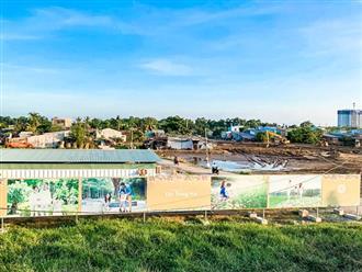 Chưa xong đền bù giải toả, Tiến Phước đã vội bán dự án Senturia Nam Sài Gòn?