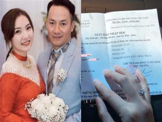 Bạn gái 9x của rapper Tiến Đạt khoe khéo nhẫn kim cương ở ngón áp út sau đồn đoán chuẩn bị kết hôn ngày 31/12