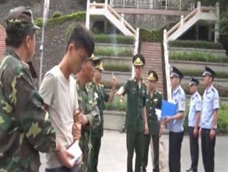 Bàn giao 11 người Trung Quốc lừa đảo bằng công nghệ cao