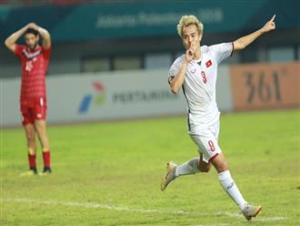 Văn Toàn nói gì về bàn thắng giúp Olympic Việt Nam vào bán kết ASIAD 2018?