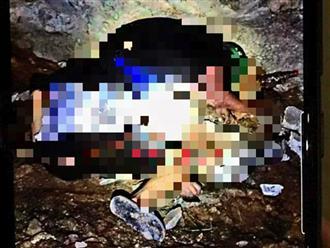 Bình Dương: Bàng hoàng phát hiện 2 thi thể đội nón bảo hiểm nằm úp mặt dưới gầm cầu