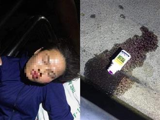 Người phụ nữ nằm gục tại trạm chờ xe buýt cùng vỏ chai thuốc trừ sâu: Chồng đi nước ngoài, ở nhà với 3 con nhỏ