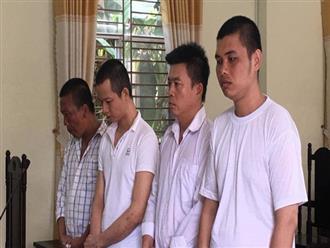 Băng nhóm gây mê cướp vàng, hiếp dâm phụ nữ lĩnh án