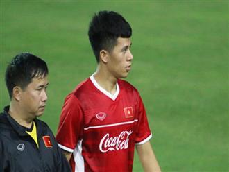 """""""Bão"""" chấn thương càn quét đội tuyển, thầy Park sẵn sàng gọi Đình Trọng trở lại"""