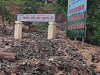Mới nhất: Bão số 3 làm 1 người chết, hàng trăm nhà hư hại