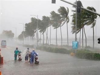 Bão số 5 vừa qua, miền Trung lại có nguy cơ đón cơn bão mới