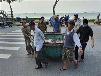 Bão số 9: 20 giờ tối nay, Đà Nẵng yêu cầu người dân không ra khỏi nhà