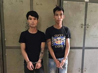 Bắt 2 kẻ trộm chó, giết người khi bị truy đuổi