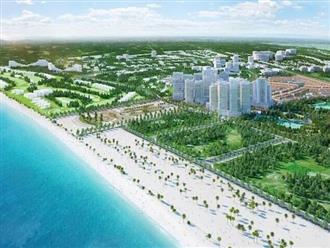 Bất động sản Phát Đạt bán đất, thu cọc tại Nhơn Hội New City khi chưa được phép