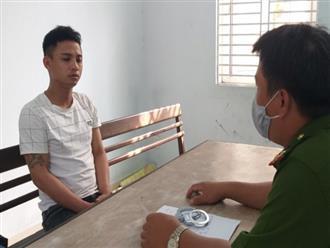 Bắt thanh niên chuyên cướp giật dây chuyền, điện thoại của các em học sinh