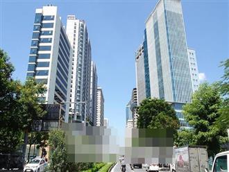 Những tuyến phố Hà Nội 'ngộp thở' với cao ốc ngày nắng nóng