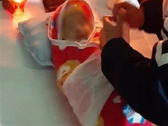 Bé gái 2 tháng tuổi tử vong sau tiêm phòng ở Hà Nội có thể là do sốc phản vệ