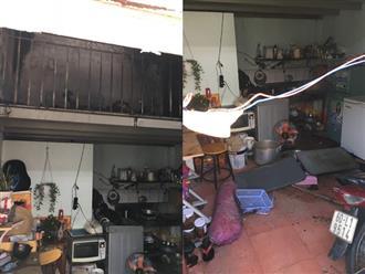 TP. HCM: Đau lòng cảnh bé gái 9 tuổi và bố tử vong, mẹ bỏng nặng trong vụ hỏa hoạn lúc rạng sáng
