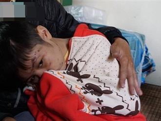 """Bé trai 10 tuổi bị bố ruột và mẹ kế bạo hành ở Hà Nội: """"2 năm rồi cháu mới được bát phở ngon như vậy"""""""