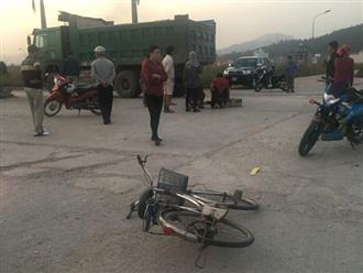 Đau lòng cảnh bé trai 11 tuổi bị xe cán tử vong khi chạy ra đường nhặt đồ rơi