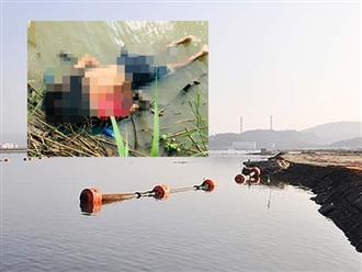 Đau lòng: Cãi nhau với vợ, bố buộc con trai 18 tháng tuổi vào người rồi nhảy xuống hồ tự tử