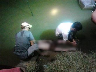Bé trai 9 tuổi đuối nước thương tâm: Mất hơn 10 tiếng để tìm kiếm thi thể