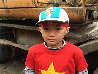 Nóng: Thông tin mới nhất về bé trai bị thất lạc mẹ khi đi đón đội tuyển U23 Việt Nam