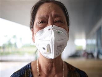 Bệnh nhân 162 từng bị tổn thương phổi nặng bật khóc trong ngày được công bố khỏi bệnh