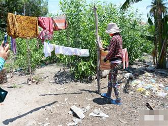 Bi kịch câu chuyện bé sơ sinh bị chôn sống ở Bình Thuận