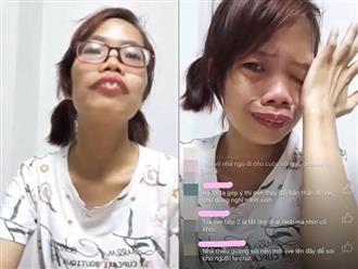 Mẹ đơn thân kém sắc bị 'ném đá' thậm tệ khi livestream bán hàng nuôi con nhỏ: Xấu phải chăng là cái tội?