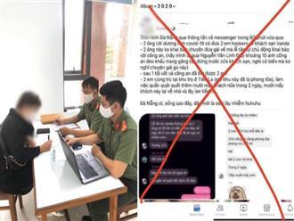 """Bịa tin 2 du khách Anh lây dịch cho 2 cô gái """"bán dâm"""" ở Đà Nẵng, người phụ nữ bị phạt 10 triệu đồng"""
