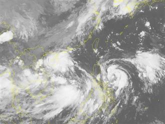 MỚI: Biển Đông có thêm áp thấp nhiệt đới, khả năng thành song bão?