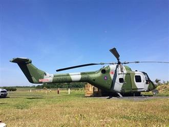 Biến trực thăng 'vua tốc độ' thành nơi ở cho gia đình 4 người