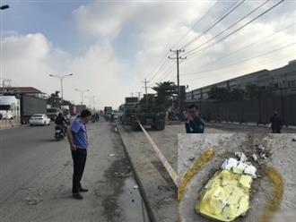 Bình Dương: Xót cảnh nữ công nhân mua hộp bún chưa kịp ăn đã bị container tông tử vong