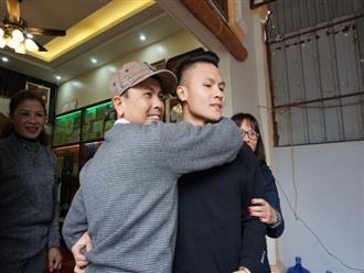 Bố cầu thủ Quang Hải: 'Con trai ghi bàn ở phút thứ 83 khiến tôi cùng hàng triệu người hâm mộ vỡ òa cảm xúc'