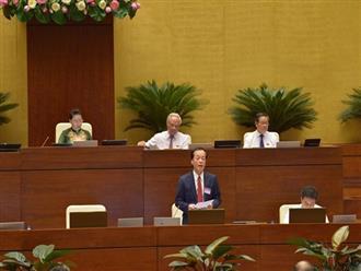 Bộ trưởng Xây dựng phát biểu về phí bảo trì gây tranh cãi
