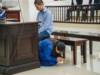 Bốn lần quỳ lạy, chắp tay xin lỗi của người mẹ bạo hành con đến chết: Không 1 lần nào lời xin lỗi dành cho bé M.