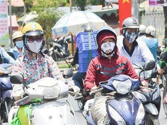 Hà Nội và các khu vực khác trên cả nước nắng nóng còn kéo dài đến nghỉ lễ