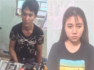 Cô gái 19 tuổi cùng người tình cầm đầu nhóm chuyên trộm nhà trọ