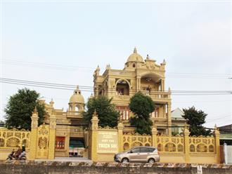 Sự thật về gia chủ và căn biệt thự 'dát toàn vàng' ở Bà Rịa - Vũng Tàu