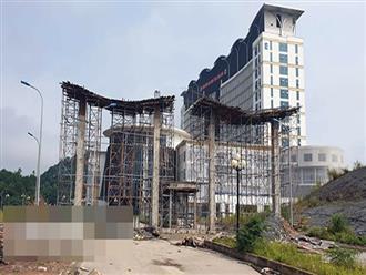 Cận cảnh bệnh viện chậm tiến độ, đội vốn gần 2.000 tỷ ở Lạng Sơn