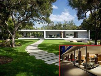 Cận cảnh ngôi nhà tối giản nhất thế giới, giá lên tới hơn 500 tỉ