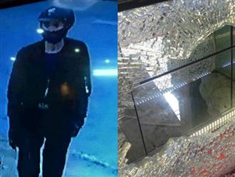 Cận cảnh vụ cướp tiệm vàng ở Quảng Nam