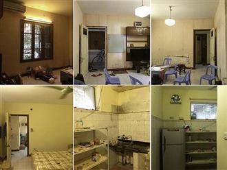 Căn hộ cũ ẩm thấp 'lột xác' khó tin nhờ nội thất 150 triệu đồng