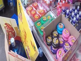 Cảnh báo kẹo cao su Bubba - đồ ăn vặt yêu thích của trẻ nhỏ đang có hàng giả, không nguồn gốc bán tràn lan trên thị trường