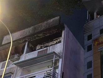 Cảnh sát PCCC giải cứu thành công 3 đứa trẻ trong căn nhà bốc cháy dữ dội ở Sài Gòn