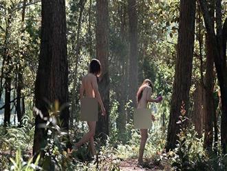 Cặp đôi chụp ảnh khỏa thân ở Đà Lạt: Hai sở vào cuộc xác minh