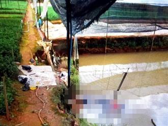Lâm Đồng: Người dân hốt hoảng phát hiện cặp đôi ôm chặt nhau tử vong dưới hồ