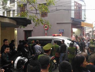 """Cập nhật: Chủ tịch huyện bị """"mất tích"""" chết trong tư thế treo cổ"""